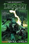 Jim Butcher's Dresden Files Ghoul Goblin Signed Edition