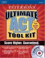 Peterson's Ultimate ACT Assessment Tool Kit 2005
