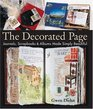 The Decorated Page Journals Scrapbooks  Albums Made Simply Beautiful