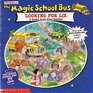 The Magic School Bus Looking for Liz A Sticker Book About Habitats