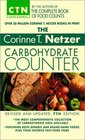 The Corinne T. Netzer Carbohydrate Counter 2002 : Revised and Updated 7th Edition (Ctn Food Counts)