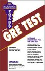 Pass Key to the Gre Test Graduate Record Examination
