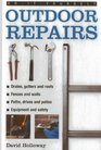 Do-It-Yourself Outdoor Repairs A practical guide to repairing and maintaining the outside structure of your home