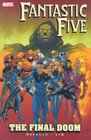 Fantastic Five The Final Doom TPB