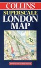 Collins Superscale London Map