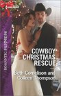 Cowboy Christmas Rescue Rescuing the Witness / Rescuing the Bride