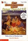 Baby-Sitters at Shadow Lake (Baby-Sitters Club Super Special, No 8)