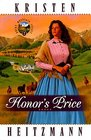 Honor's Price (Rocky Mountain Legacy, No. 2)