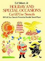 Holiday and Special Occasions Cut  Use Stencils
