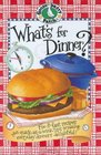 What's for Dinner?: Fix-it-Fast Recipes Plus Quick-as-a-Wink Tips for Making Everyday Dinners Delightful (Gooseberry Patch)