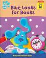 Blue Looks for Books