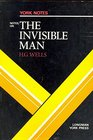 HGWells Invisible Man Notes