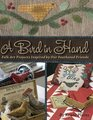 A Bird in Hand Folk Art Projects Inspired by Our Feathered Friends