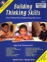 Building Thinking Skills Book 2 Verbal