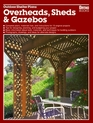 Outdoor Shelter Plans Overheads Sheds and Gazebos