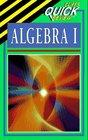 Cliffs Notes Quick Review: Algebra 1