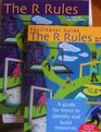 The R Rules For Middle and High School Students book and Facilitator Guide SET