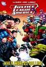 Justice League of America World's Collide