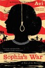 Sophia's War A Tale of the Revolution