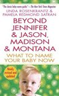 Beyond Jennifer & Jason, Madison & Montana