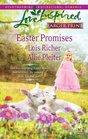 Easter Promises: Desert Rose / Bluegrass Easter (Love Inspired, No 548) (Larger Print)