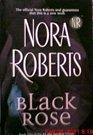 Black Rose (In The Garden, Bk 2)   (Large Print)