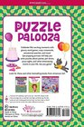 Puzzle Palooza Solve cool crosswords wild word games surprising searches and more