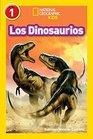 National Geographic Readers Los Dinosaurios