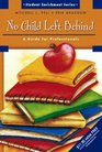 No Child Left Behind  A Guide for Professionals