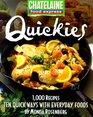Quickies  Ten Quick Ways with Everyday Foods