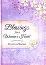 Blessings for a Woman's Heart Devotional Journal