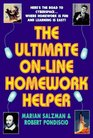 The Ultimate On-Line Homework Helper