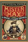 Mister Max The Book of Lost Things Mister Max 1