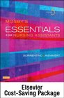 Mosby's Essentials for Nursing Assistants - Text Workbook and Mosby's Nursing Assistant Skills DVD - Student Version 40 Package 5e