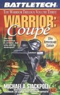 Warrior: Coupe (The Warrior Trilogy, Bk 3)