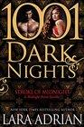 Stroke of Midnight (Midnight Breed, Bk 13.5) (1001 Dark Nights, No 27)