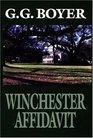 Winchester Affidavit