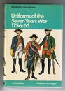 Uniforms of the Seven Years War 1756-64