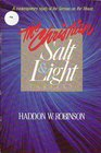 The Christian Salt  Light Company A Contemporary Study of the Sermon on the Mount
