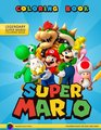 Super Mario Coloring Book Adventures of Super Mario
