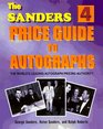 The Sanders Price Guide to Autographs The World's Leading Autograph Pricing Authority