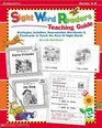 Sight Word Readers Teaching Guide Strategies Activities Reproducible Mini-Books  Flashcards to Teach the First 50 Sight Words