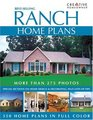 Best-Selling Ranch Home Plans