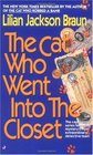 The Cat Who Went Into the Closet (The Cat Who...Bk 15)