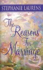 The Reasons for Marriage (Lester Family, Bk 1) (Harlequin Historical, No 33)
