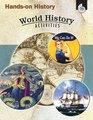 Hands-on History World History Activities
