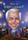 Who Is Ralph Lauren