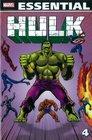 Essential Hulk - Volume 4