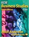 GCSE Business Studies CCEA Version