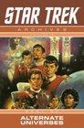 Star Trek Archives Volume 6: The Mirror Universe Saga (Star Trek Archives 6)